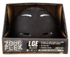 Zone Flex Helmet Large - Matte Black 6