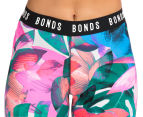 Bonds Women's Active Micro Capri - Floral 3