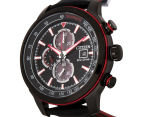 Citizen 45mm Eco-Drive CA057608E Chronograph Watch - Black/Red 3