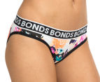 2 x Bonds Women's Bikini Briefs - Multi 2