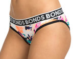 Bonds Women's Bikini Briefs - Multi 3