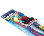 2 x Spider-Man Kids' Toothbrush 2pk 3