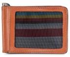 Nixon Men's Dusty Card Wallet - Saddle 3