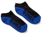 Bonds Kids' Cushioned Sole Low Cut Socks 3-Pack - Multi 4