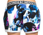Bonds Women's Short 100 Year - Floral 5