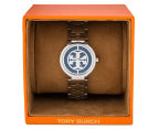 Tory Burch 28mm Reva Watch - Silver 5