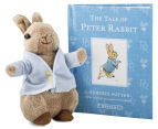 Tale Of Peter Rabbit: Peter Rabbit Book & Toy 1