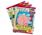4-Pack of Beaver Books Educational Reading 2