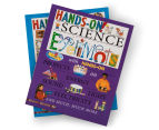 2-Pack Hands-on! Science/Art Books 2