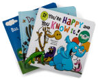 3-Pack Kids Books - If You're Happy And You Know It!, Do Your Ears Hang Low? & Baa, Baa, Black Sheep 2