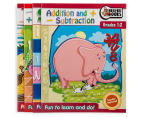 4-Pack of Beaver Books Educational Reading 3