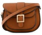 Tony Bianco Women's Skye Crossbody Bag - Tan 1