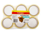 Sellotape Packaging Tape 6-Pack - Clear 1