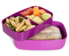 Oasis Stackable Bento Lunchbox - Purple 3