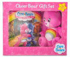 Scholastic Care Bears Cheer Bear Gift Set Book & Plush Toy 1
