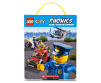 Scholastic Lego City Phonics Boxed Set 1
