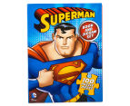Scholastic DC Comics: Superman Storybook and Jigsaw Set 1
