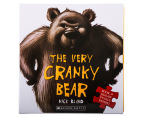Scholastic The Very Cranky Bear Storybook and Jigsaw Set 1