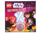 Scholastic Lego Star Wars: The Force Files Book Set 3