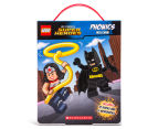 Scholastic Lego DC Comics Boxed Set 1
