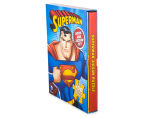 Scholastic DC Comics: Superman Storybook and Jigsaw Set 2