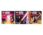 Scholastic Lego Star Wars: The Force Files Book Set 2