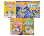 Scholastic Geronimo's Fabumouse Collection Book Set 3