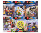 Scholastic Lego DC Comics Boxed Set 4