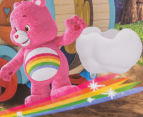 Scholastic Care Bears Cheer Bear Gift Set Book & Plush Toy 5