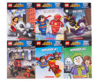 Scholastic Lego DC Comics Boxed Set 5