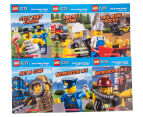 Scholastic Lego City Phonics Boxed Set 5