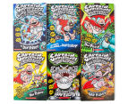Scholastic The Extra Crunchy Ultimate Collection of Captain Underpants Book Set 5