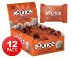 12 x Bounce Hazelnut Cacao Natural Energy Balls 42g 1