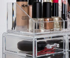 22-Compartment Acrylic Cosmetic Organiser 3