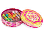 Chupa Chups Lip Smacker Tin Set 3