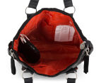 Bellotte Grab 'n Go Nappy Bag - Black 5