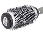 Solano 53mm Thermal Round Brush - Grey/Black 3