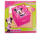Set of 3 Minnie Mouse Toy Boxes - Pink 6