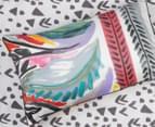 KAS Liliko King Bed Quilt Cover Set - Multi  4