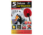 Deluxe Car Wash 5-Piece Kit 2