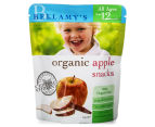 6 x Bellamy's Organic Apple Fruit Snacks 20g 2
