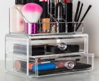 11-Compartment Acrylic Cosmetic Organiser 3