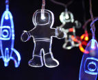 Delight Decor 12-LED Chain String Light - Spaceman 1
