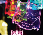 Delight Decor 12-LED Chain String Light - Owl 1