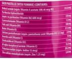 3 x Barbie Vita Yummies Multivitamins 60 Pastilles 2