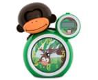 BabyZoo Sleep Trainer Clock - Green 1