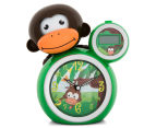 BabyZoo Sleep Trainer Clock - Green 2