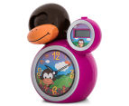 BabyZoo Sleep Trainer Clock - Pink 4