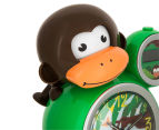 BabyZoo Sleep Trainer Clock - Green 4