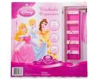 Disney Princess 115x30cm Wardrobe Organiser - Pink 6